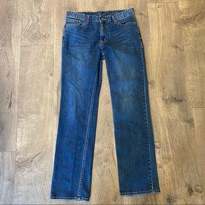 Calvin Klein Straight Leg Jeans Size 32x32